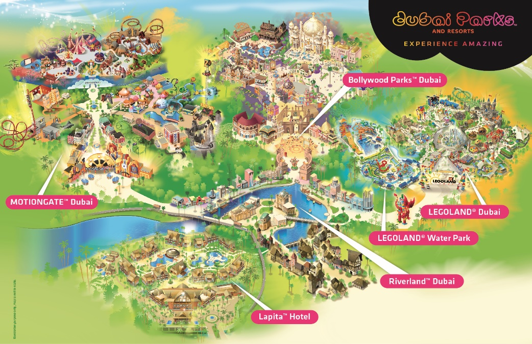 Dubai Parks and Resorts из Казани